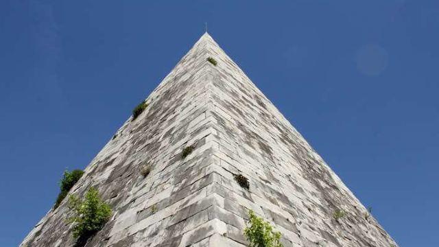 斯金字塔门票,罗马斯金字塔攻略/地址/图片/门票价格
