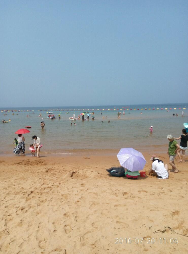 威海金沙滩,刘公岛,4日亲子游