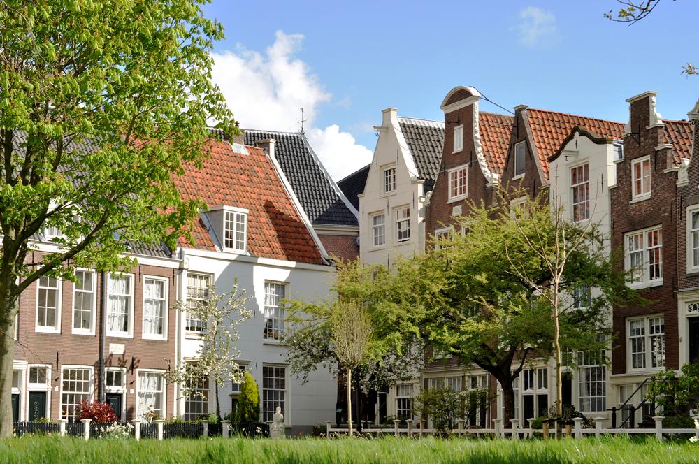 贝居安会园  Begijnhof   -1