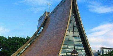 東海大學路思義教堂