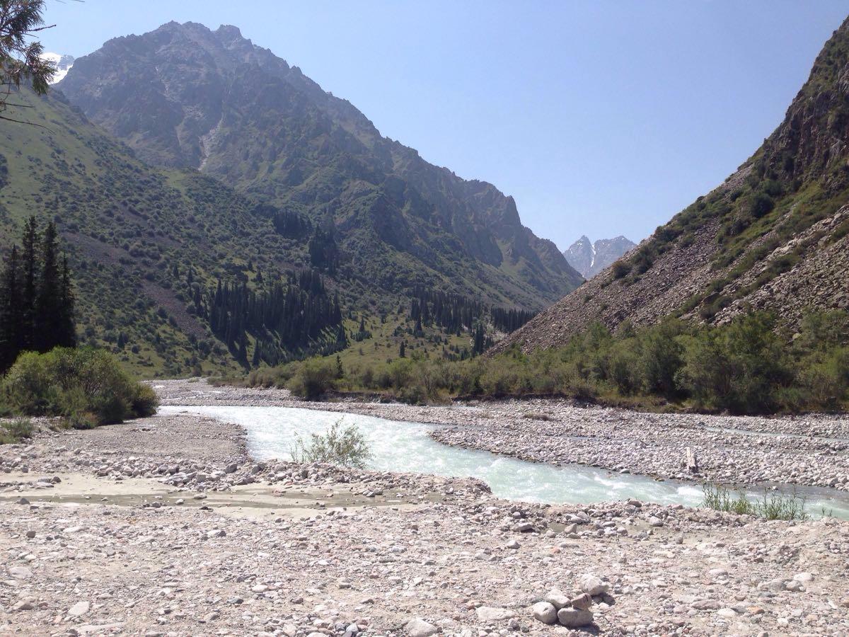 阿拉尔恰国家森林公园  Alarqa   -1
