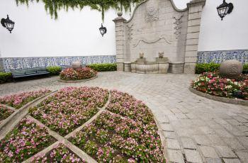西望洋花园                                                          Jardim do Sao Francisco (S. Francisco