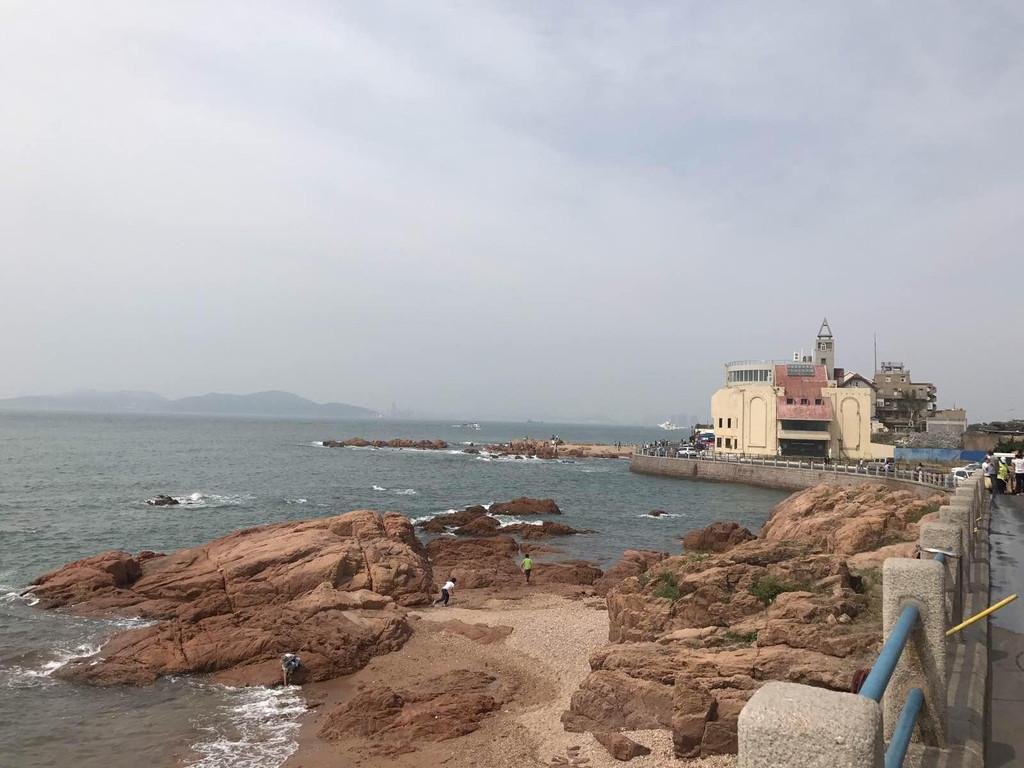 端午,去青岛赶海