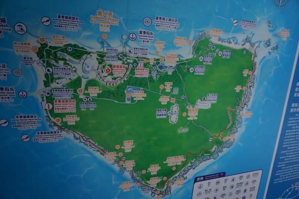 外滩手绘地图高清