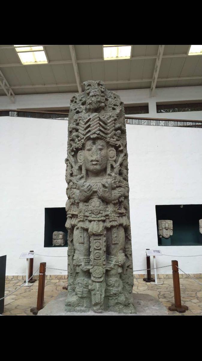 科潘玛雅遗址  Las Copán Ruinas   -0