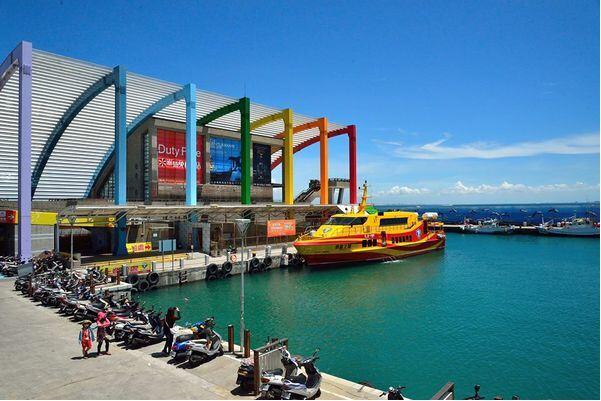 台湾东港渔村 迷人岛屿小琉球2日游