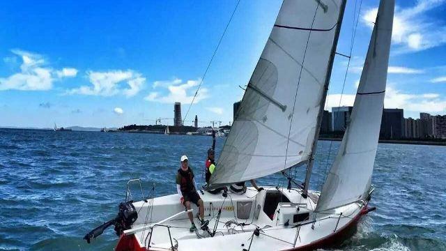 厦门诺德百舸帆船体验