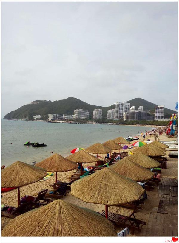 (梦幻海南)大海沙滩,椰林斜阳