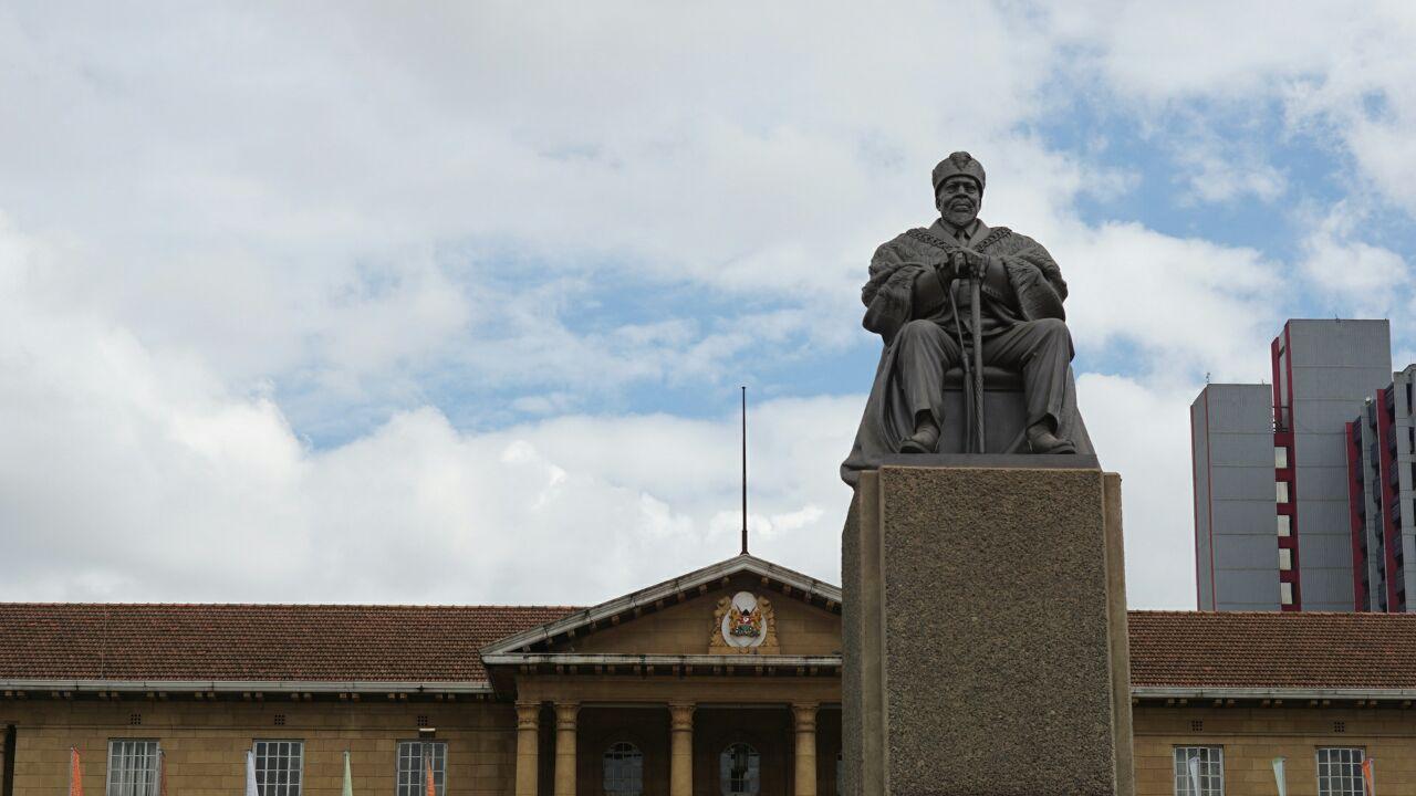 肯雅塔国际会议中心  Kenyatta International Conference Centre   -3