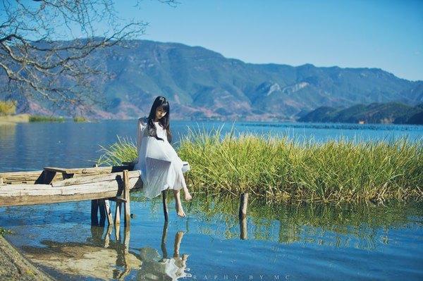 遇见你—阴差阳错的好运气@大美云南(丽江,泸沽湖,玉龙雪山,大理双廊)