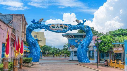 珠海2日自由行(5钻)·海泉湾维景国际酒店 无限次温泉 神秘岛乐园