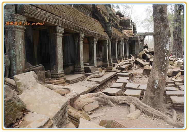 吴哥窟是古代高棉人的艺术天赋的话