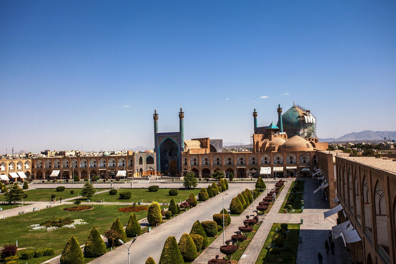伊瑪目廣場  Imam Square   -0
