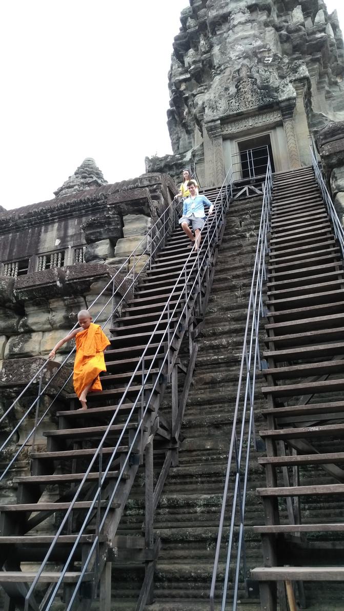 2016年7月柬埔寨暹粒吴哥-西哈努克-高龙-高龙撒冷岛率性之行(二)海量