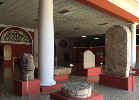 玛雅考古博物馆  Museo de Arqueologia Maya   -3