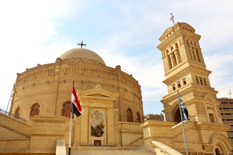 圣乔治教堂  Monastery and Church of Saint George   -0