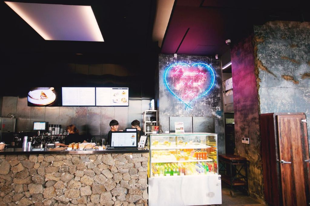 济州岛小清新之旅,与权志龙咖啡店的浪漫邂逅.