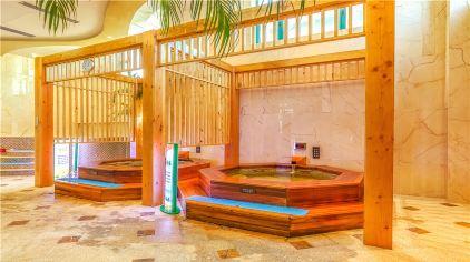 长春凯撒森林温泉度假酒店1-3晚 凯撒森林温泉多种类门票可选·毗邻