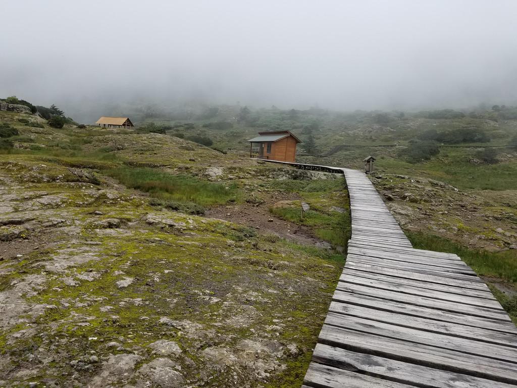 轿子山风景区距市区151公里,有旅游专线通达,轿子山是我国维度最低