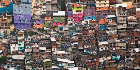 羅西尼亞貧民窟