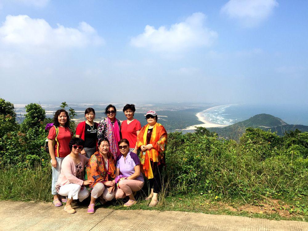 八姐妹海南环岛任性游 - 游记攻略【携程攻略】