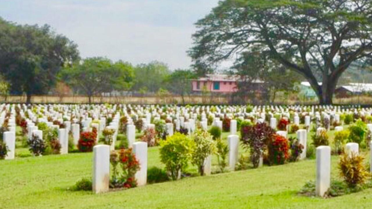 Bomana战争公墓  Bomana War Cemetery   -0