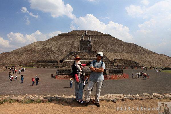 墨西哥日月金字塔:各路神仙的终极归宿