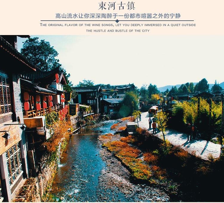 大理+丽江+石林+楚雄+崇圣寺三塔+丽江古城+束河古镇