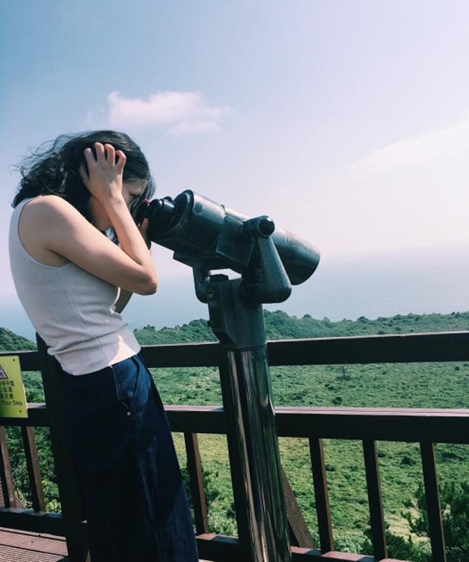 有一种浪漫去济州岛拍婚纱照旅行