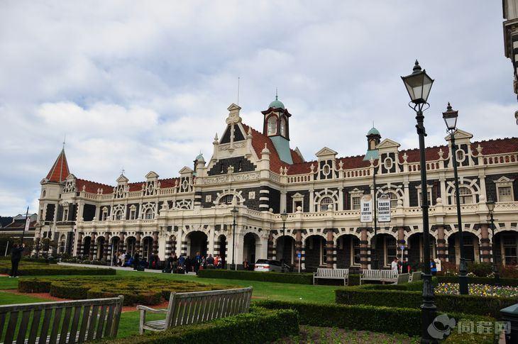 达尼丁火车站
