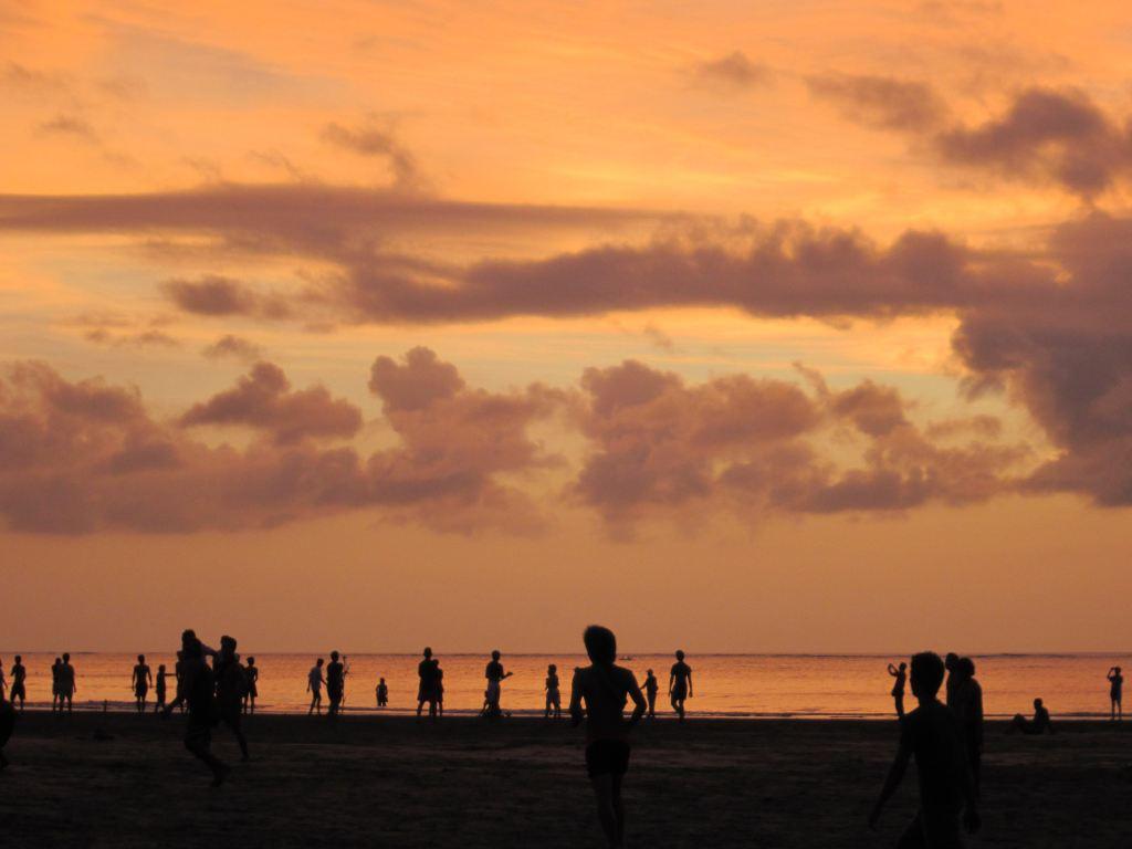 巴厘岛--印尼---迷人的海滩