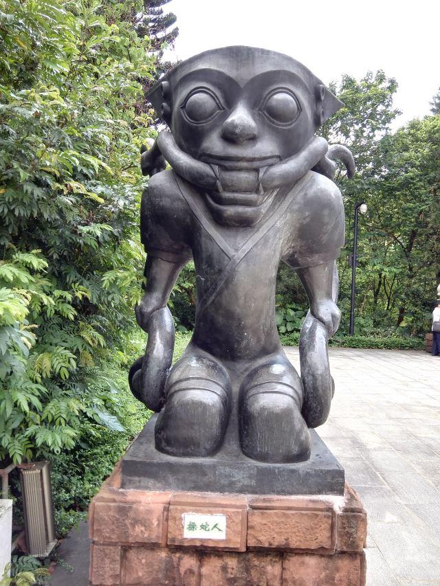 夏日悠游广州雕塑公园(附交通指南,餐馆及住宿推荐)