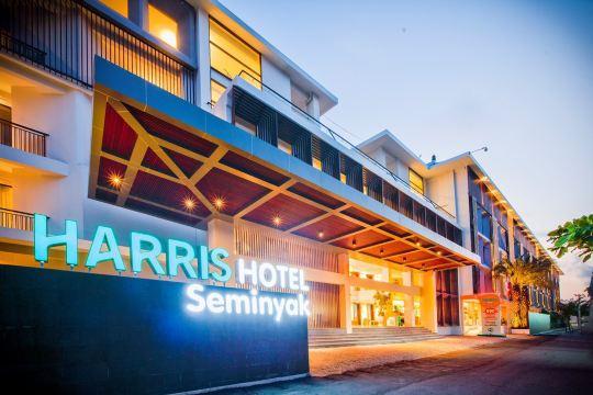 【携程攻略】巴厘岛水明漾克哈里斯酒店预订价格