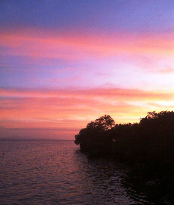微信头像自然风景 海边