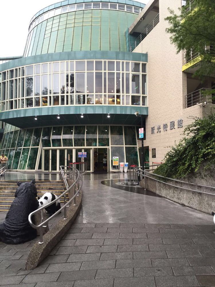 诺亚方舟这可能是台北动物园给自己的定位,所以高起点决定他的发展