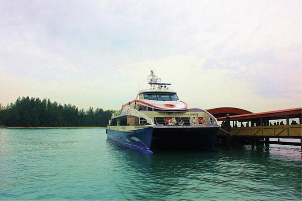 印尼盾,所以你在民丹岛会觉得什么都比新加坡便宜哦