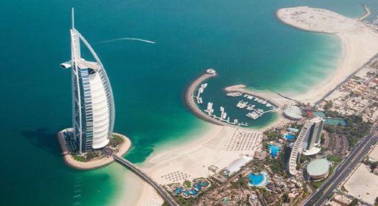 【携程攻略】水上飞机带您俯视迪拜-其他