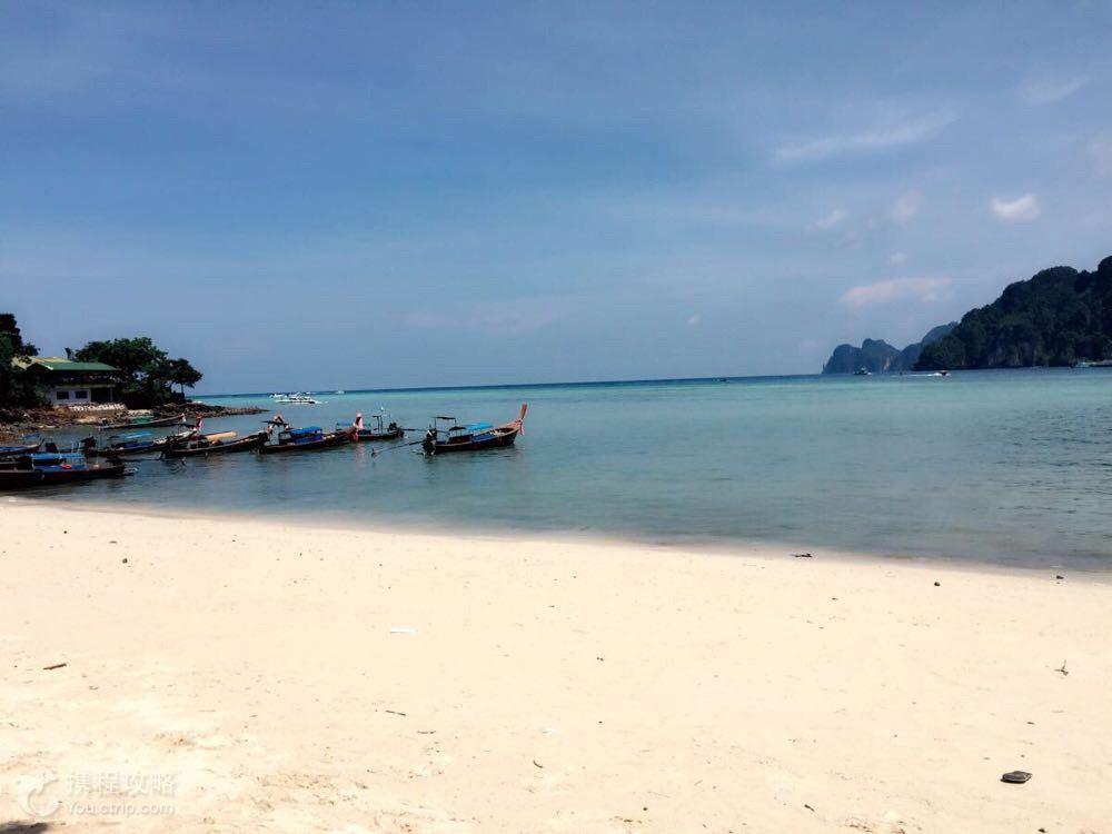 泰国普吉岛+皮皮岛+帝王岛5日4晚跟团游·0自费+2晚