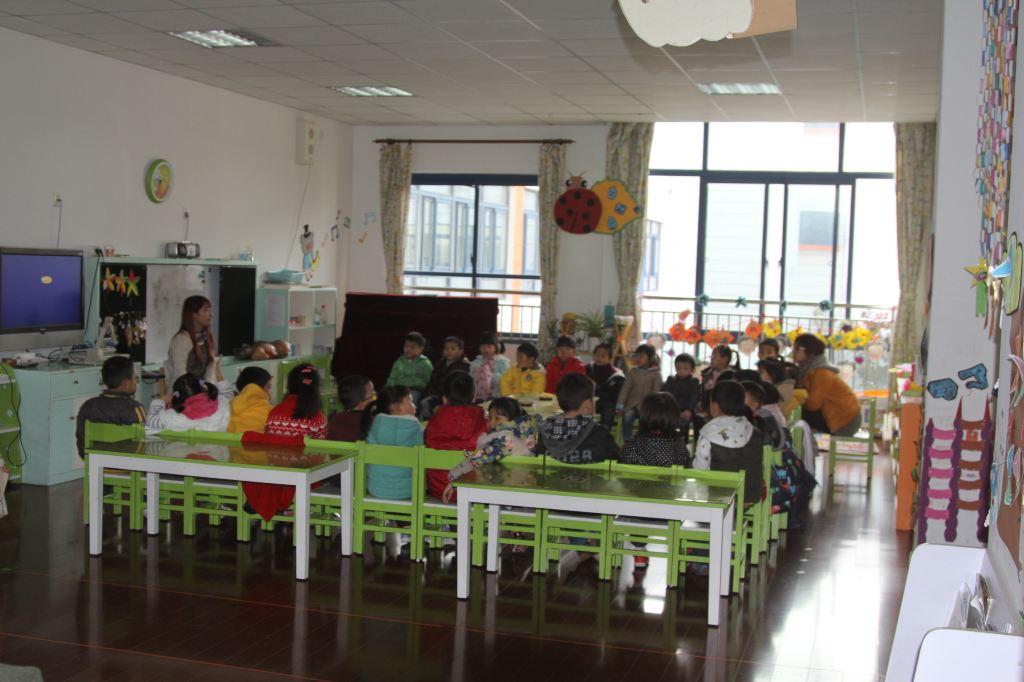 访问苏州沧浪新城实验幼儿园