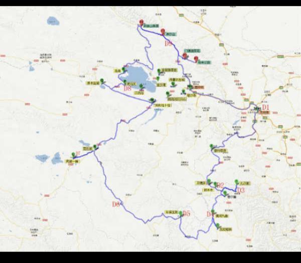 加游记#甘南青海湖旅游攻略