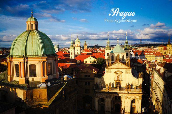 Lynn亲子游--坐着欧铁游布拉之布拉格篇-欧洲过春节三亚攻略图片