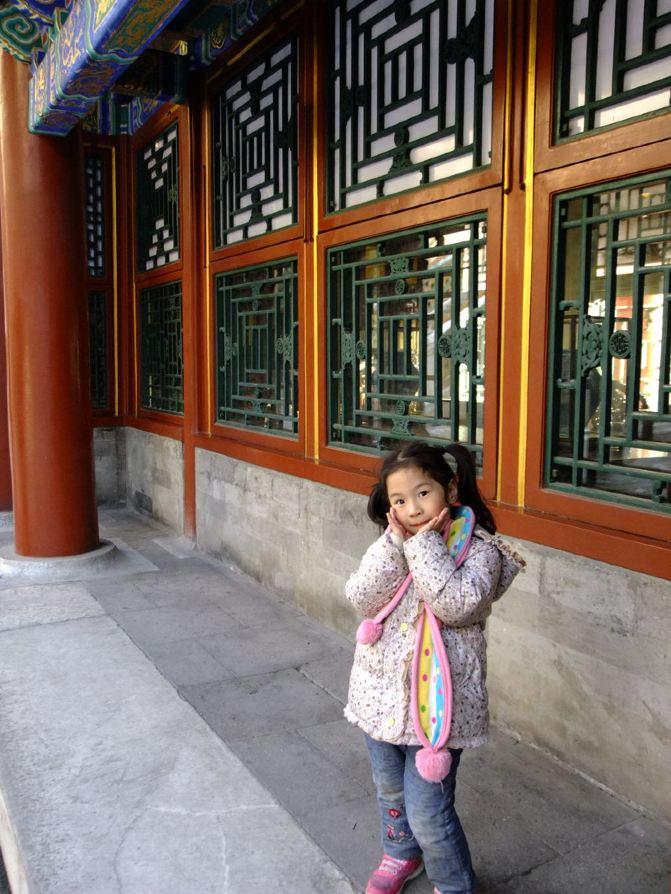 带着4岁半女儿登泰山北京游北京城-长城攻略战锤40k死亡游记守望图片