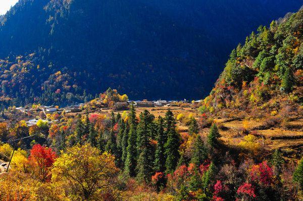 丽江云南大理香格里拉泸沽湖梅里雪山最全自助大话手游10000元攻略图片