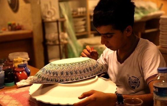 土耳其陶艺制作课程体验