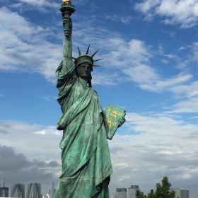 自由女神像门票,东京自由女神像攻略 地址 图片 门票价格