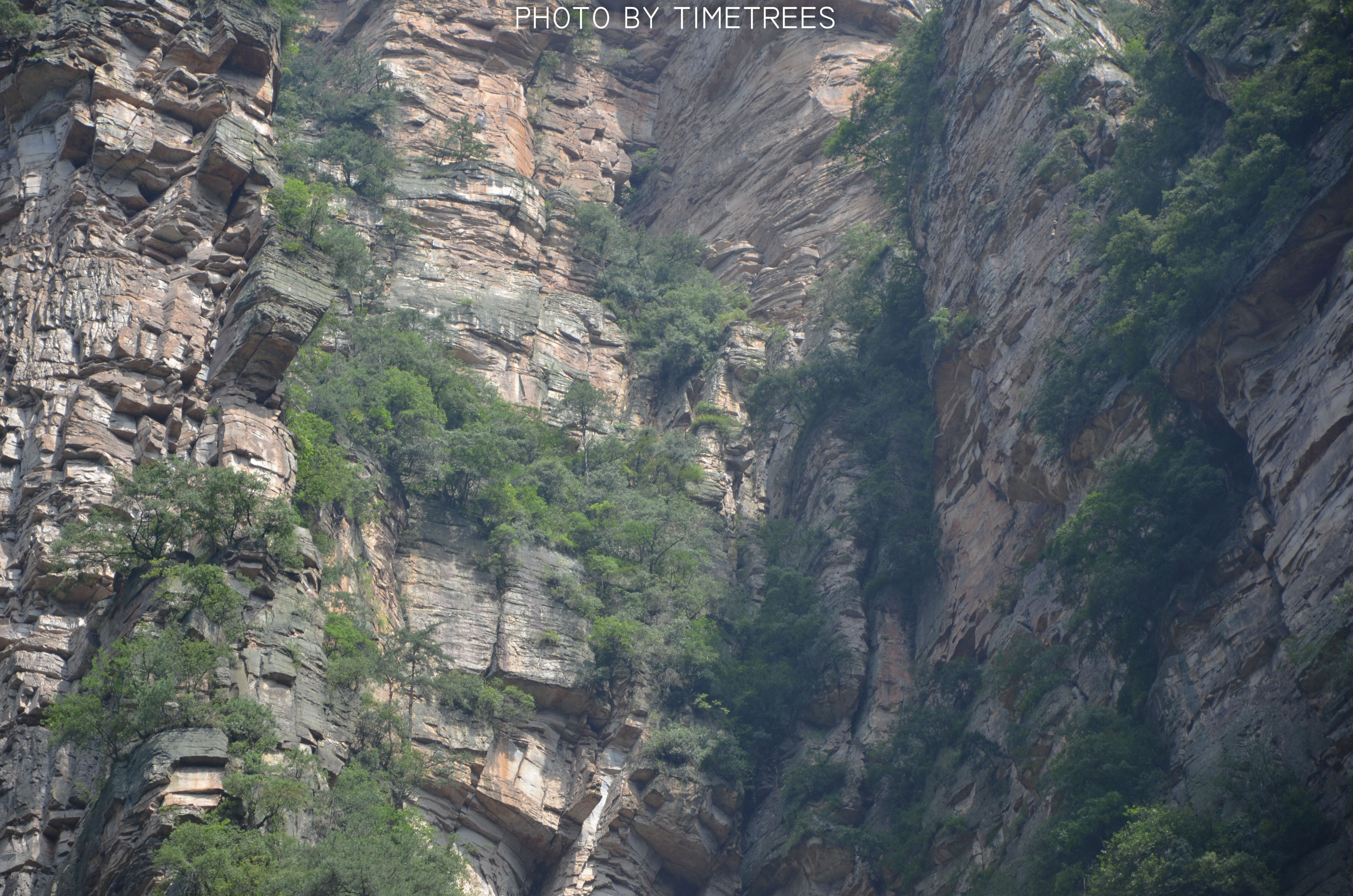 悬崖照片素材(古风)
