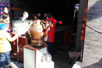 天津的古文化街,小吃街,静海西双塘-天津游记橙光不可游戏描述攻略图片