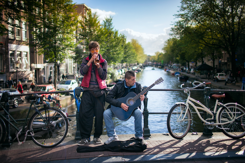 阿姆斯特丹红灯区  Red Light District   -4