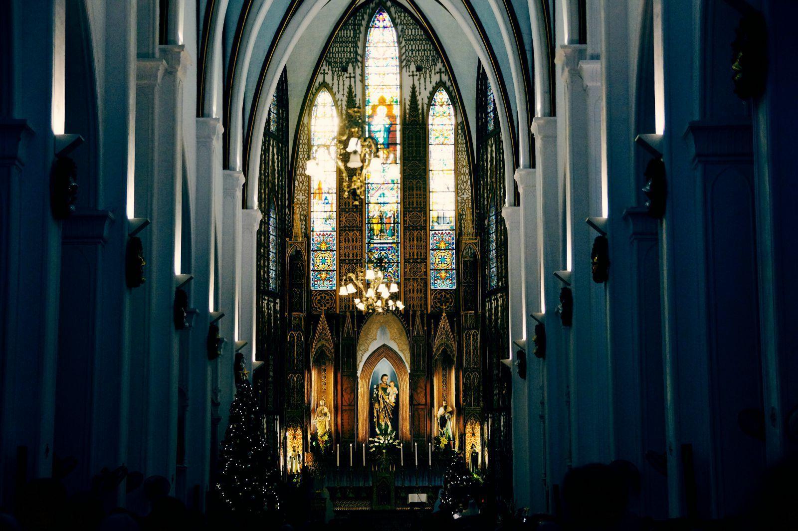 河内大教堂  Saint Joseph Cathedral   -1