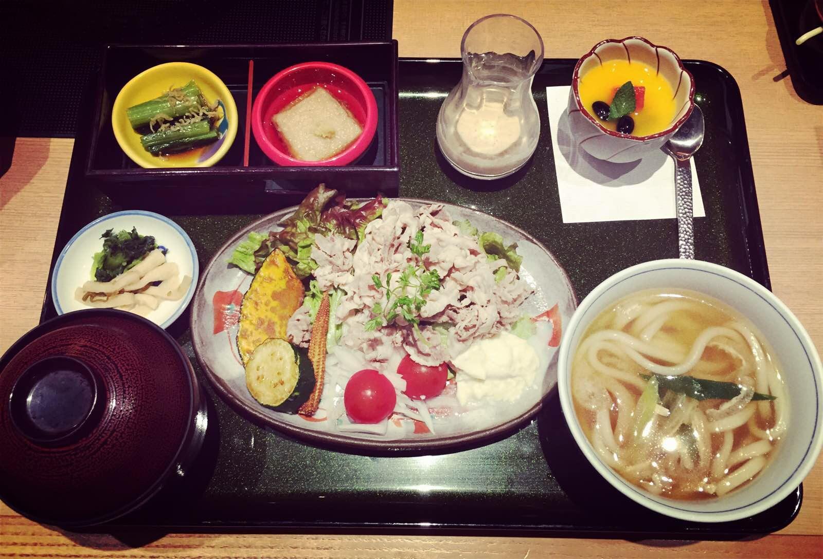 玩转日本美食